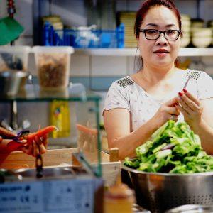 Fermentieren in Vietnam