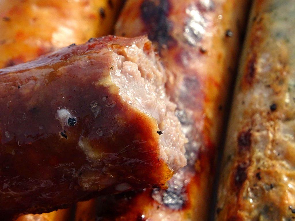 Grillido BBQ Probierset in vier Geschmacksrichtungen fettreduziert und stark gewürzt.
